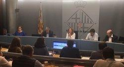 Barcelona acorda reclamar al Govern central els danys per l'actuació policial de l'1-O (EUROPA PRESS)