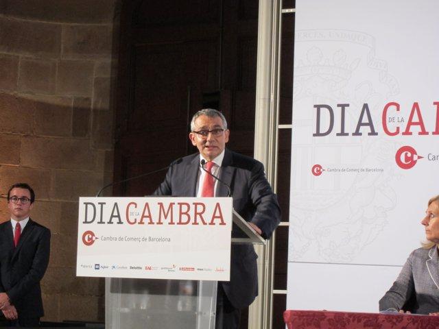 Albert Martínez Lacambra, conseller delegat d'Agbar
