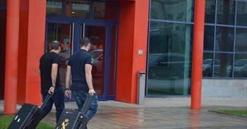 La Guardia Civil sale de la sede de los Mossos de Lleida tras casi 11 horas
