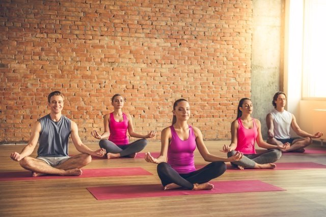 Yoga, deporte