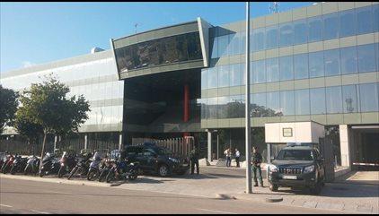 La Guardia Civil entra en el Centro de Telecomunicaciones de la Generalitat en busca de correos electrónicos por el 1-O