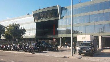 La Guàrdia Civil entra al Centre de Telecomunicacions de la Generalitat a la recerca de correus electrònics (EUROPA PRESS)
