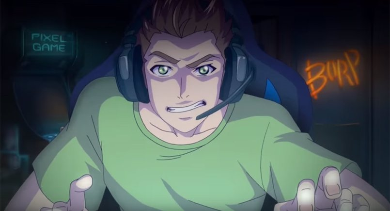 ElRubius protagonizará 'Virtual Hero', un anime producido por Movistar+
