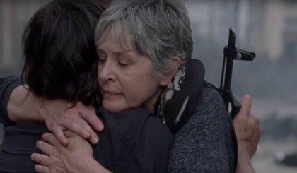 The Walking Dead 8x01: Daryl se despide de Carol, Tara y Morgan en el nuevo vídeo