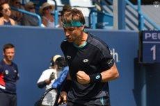 David Ferrer derrota Steve Darcis a la segona ronda d'Anvers (WESTERN & SOUTHERN OPEN)