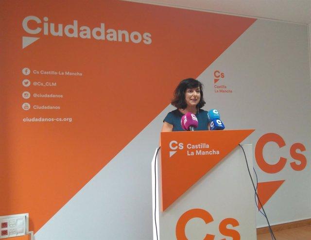 Portavoz Ciudadanos Castilla-La Mancha, Orlena de Miguel