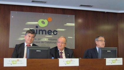 Unas 1.300 pymes catalanas (1%) han trasladado su sede social según un sondeo de Pimec