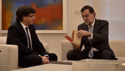 La iniciativa 'Hablamos' cita Rajoy i Puigdemont a una reunió el 28 perquè busquin solucions dialogades