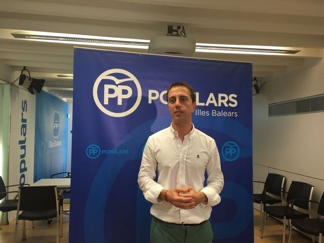 El PP balear afirma que los senadores tienen 'libertad y autonomía' para ejercer su derecho a voto en Madrid