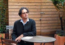 L'escriptor Vicenç Pagès Jordà presenta la història d'un 'Robinson' urbà (EUROPA PRESS)