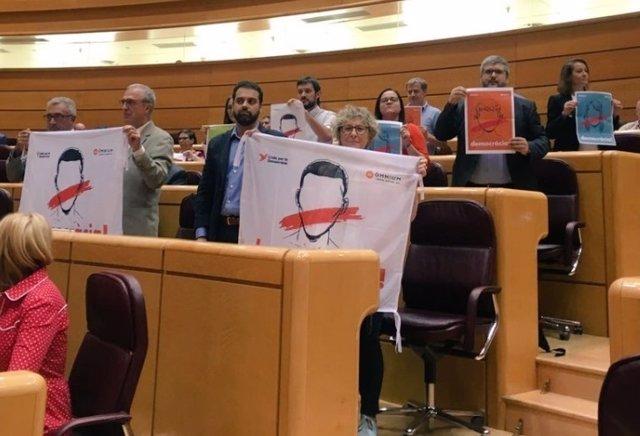 ERC en el Senado