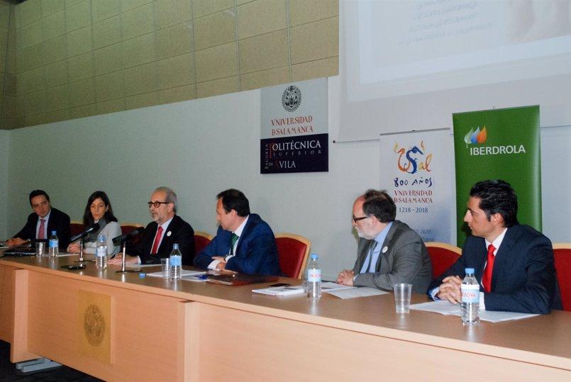 Cátedra Iberdrola Octavo Centenario investigará en Ávila la distribución de energía renovable según recursos disponibles