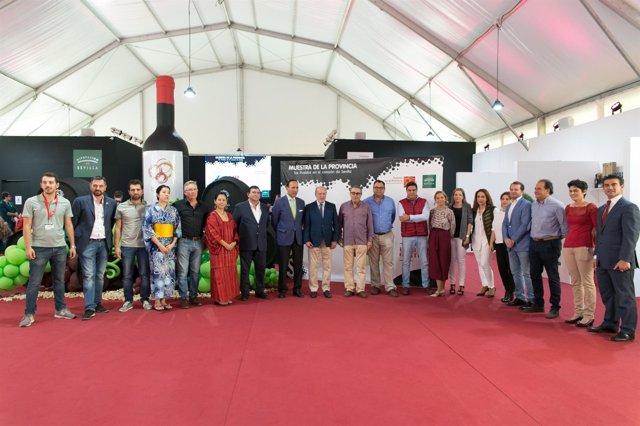 Np: Inaugurada La Viii Feria De Vinos Y Licores De La Provincia