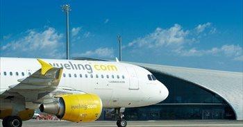 Vueling ofrece 1,4 millones de plazas en Baleares este invierno