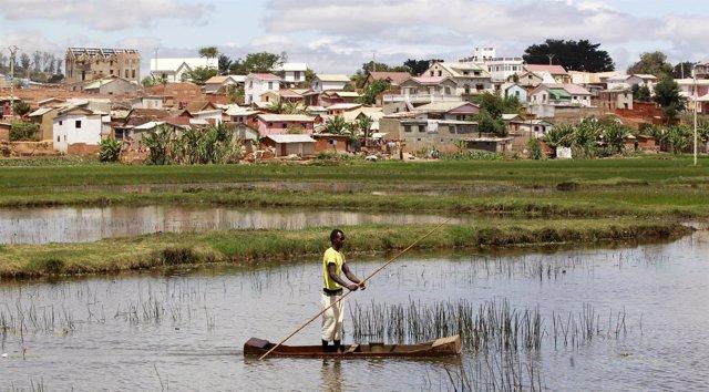 Madagascar - Recurso - Antananarivo