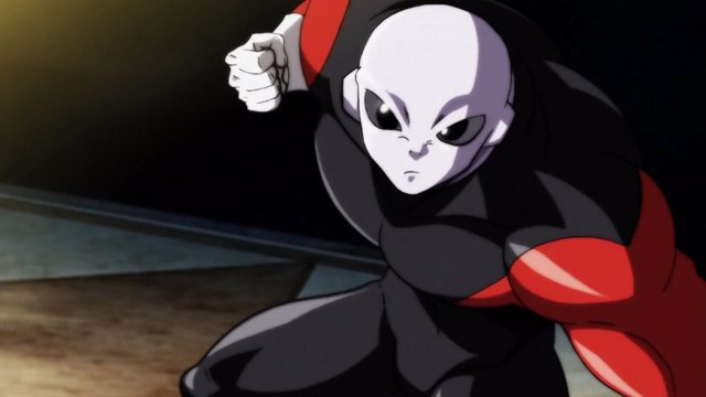 Jiren en Dragon Ball Super