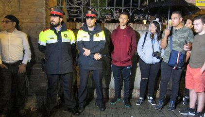 Malestar entre sectores de los mossos por entender que sus mandos han dejado de asumir toda la responsabilidad del 1-O