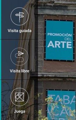 App 'Amuse' de la Fundación ONCE