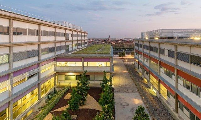 El hospital Infanta Leonor