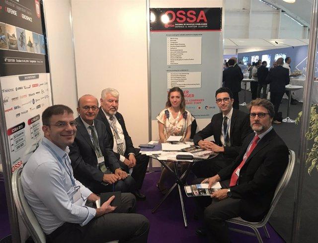 Empresas andaluzas participan en Aerospace Meetings Casablanca