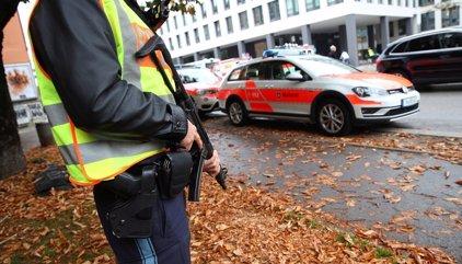 Cinco heridos leves en un apuñalamiento en Múnich