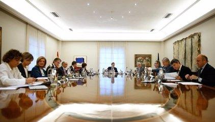 Reunido el Consejo de Ministros para activar el artículo 155
