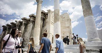 Grecia cobrará una tasa de hasta cuatro euros por noche de hotel a partir de 2018