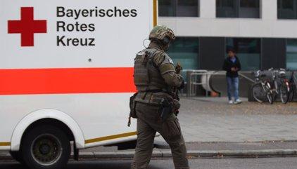 La Policía confirma la detención del agresor de Múnich
