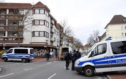 La Policia confirma la detenció de l'agressor de Munic (HOLGER HOLLEMANN)