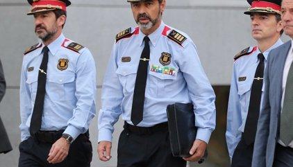 """Interior contempla relevar a Trapero para garantizar vía 155 que los Mossos sea una policía """"sin adscripción política"""""""