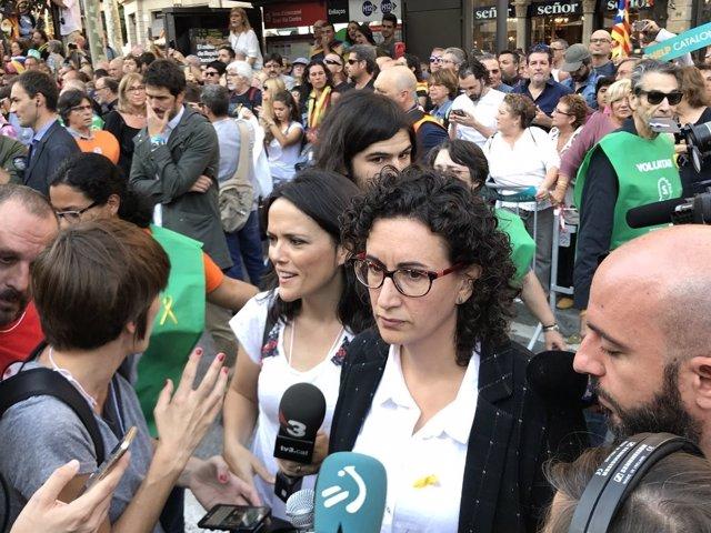 Marta Rovira, ERC
