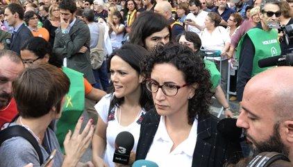 """Rovira demana que el Parlament """"es posi a construir la república"""""""