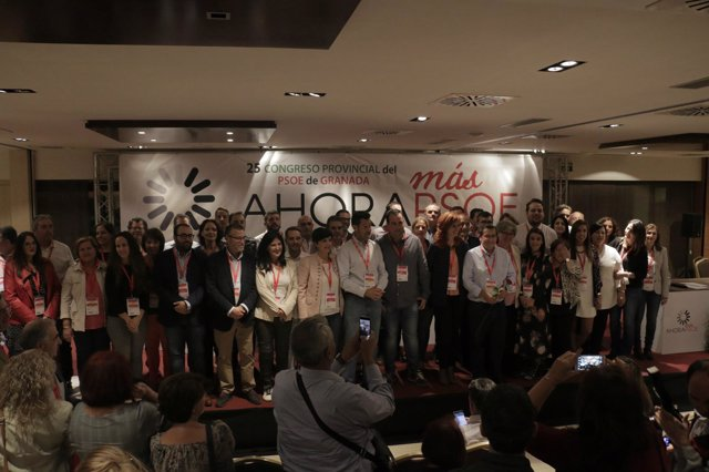 Congreso del PSOE de Granada
