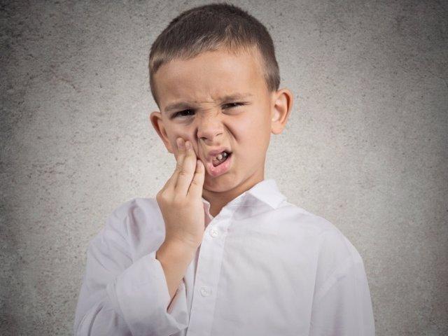 Dolor de dientes, muelas