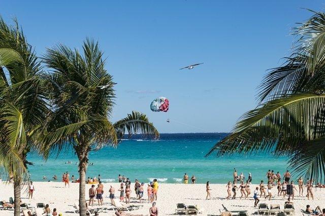 México conitnúa siendo el principal destino turístico de Iberoamérica