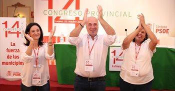 PSOE de Córdoba aprueba con 90,8% de apoyos su nueva Ejecutiva, con Dolores Amo de vicesecretaria de Política Municipal