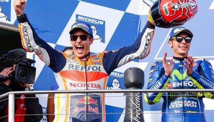 Marc Márquez da un nuevo golpe al Mundial y se queda a un paso del título