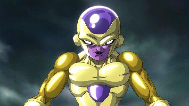 Golden Freezer en Dragon Ball Super