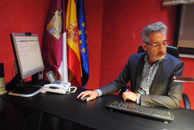 Jesús Martín, Valdepeñas
