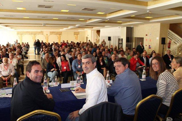 Congresillo PSOE Toledo