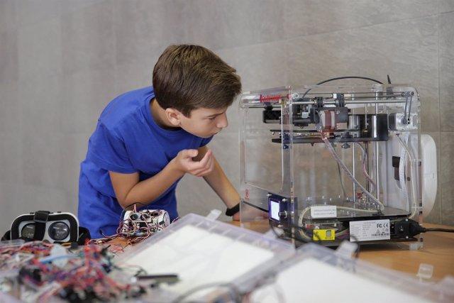 Estudiantes sevillanos crean soluciones tecnológicas