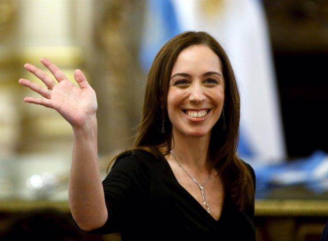 Maria Eugenia Vidal, gobernadora de Buenos Aires