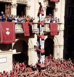 La Vella de Valls s'anota la millor diada de la seva història per Santa Úrsula (ACN)