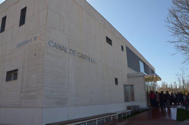 Centro Cívico Canal de Castilla