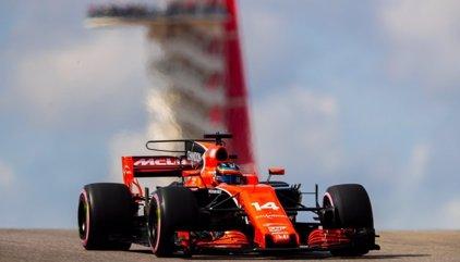 Alonso vuelve a sufrir un abandono en Austin