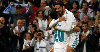 Un Real Madrid a medio gas recupera confianza en el Bernabéu