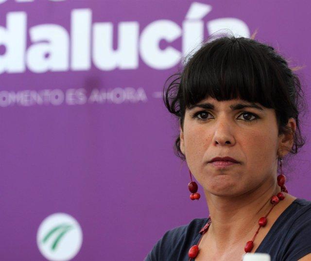 Teresa Rodríguez, Podemos Andalucía