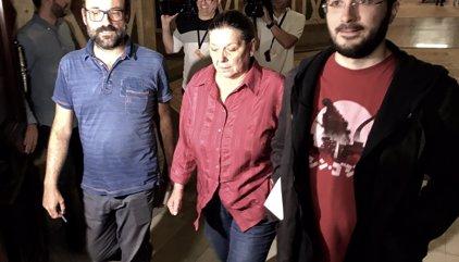 """La CUP prepara acciones de """"lucha no violenta"""" durante esta semana para rechazar el 155"""