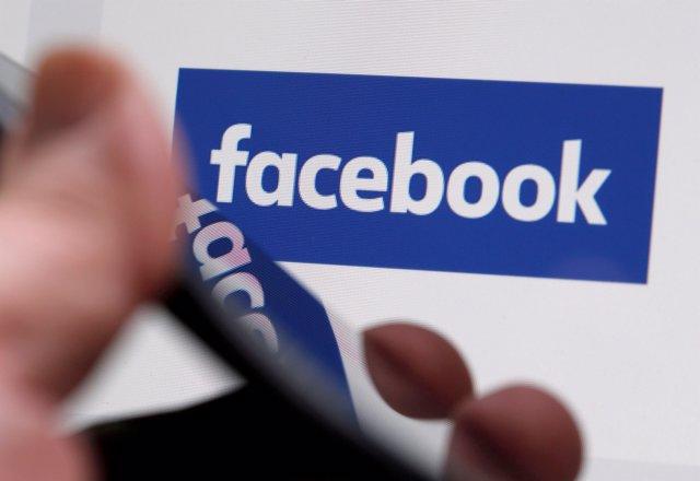 Logo de la xarxa social Facebook