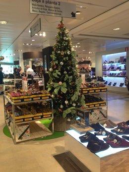Recursos de compras de Navidad - ropa - zapatillas - tienda